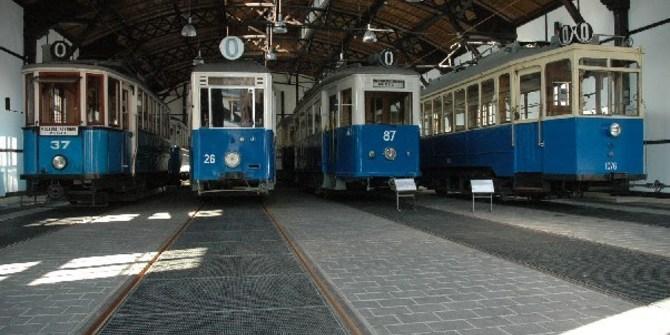 Photo 1 of Museum of Municipal Engineering Transport Museum