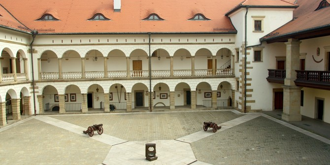 Niepolomice Museum Of Art