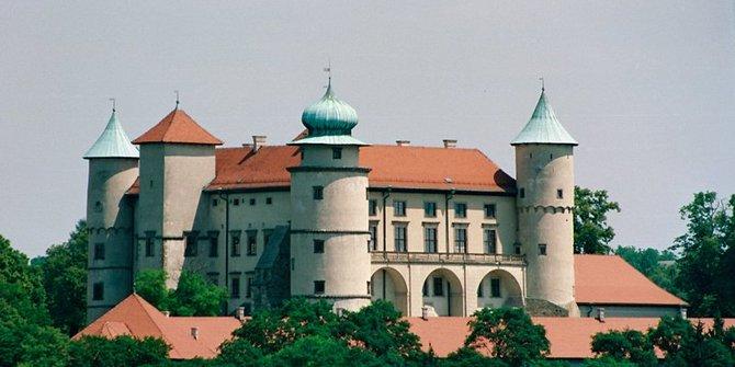 Nowy Wisnicz Castle