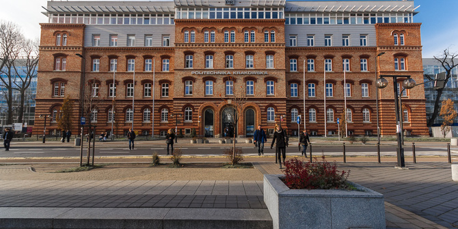 Photo 1 of Cracow University of Technology Cracow University of Technology