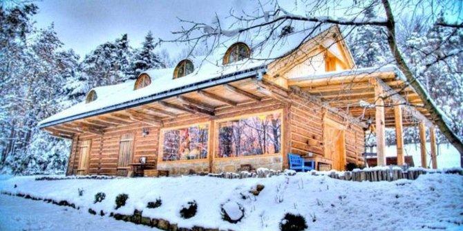 Photo 2 of Lesniakowka House House at Glichow Forest