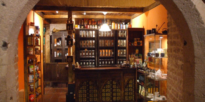 Photo 1 of eherbata.pl - Tea House eherbata.pl - Tea House