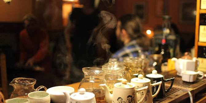 Czajownia - Tea House