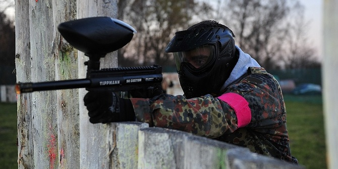 Paintball Cracow