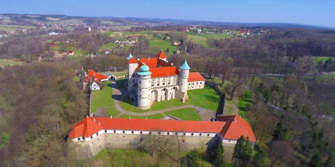 Photo 1 of Nowy Wisnicz Castle Nowy Wisnicz Castle