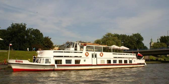 Photo 1 of Nimfa Boat Cruises Krakowska Zegluga Pasazerska