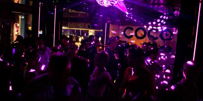 Photo 1 of Coco Music Club Coco Music Club