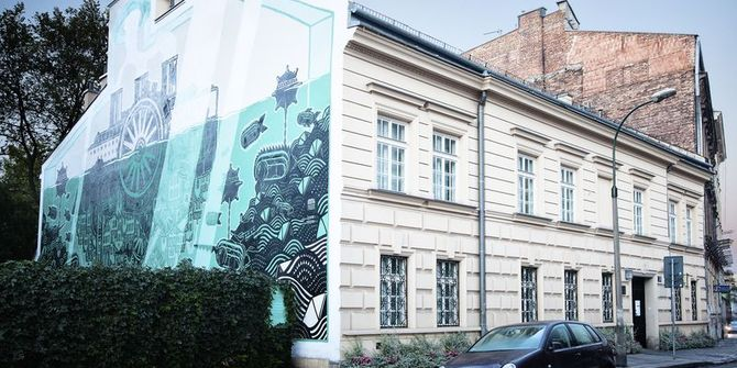 The Jozef Mehoffer House
