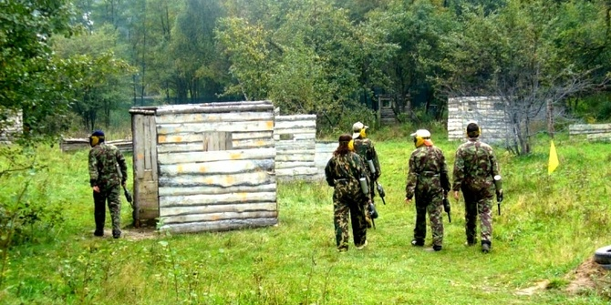 Krakow Paintball