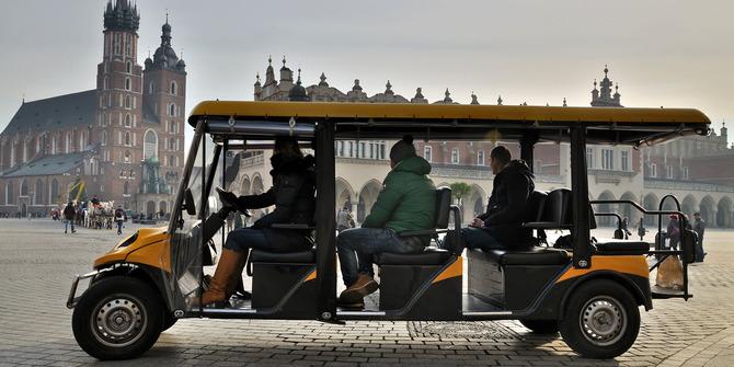 Golf Cart Tours