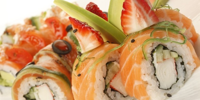 Photo 2 of Edo Sushi Bar Edo Sushi Bar