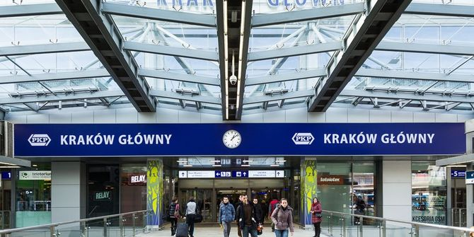 Photo 1 of Railway Station Dworzec Glowny