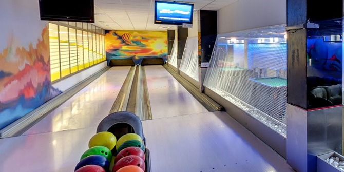 Photo 1 of AGH Bowling