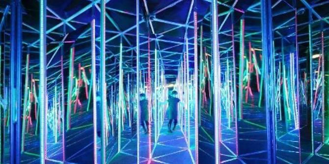Photo 1 of Mirror Labyrinth