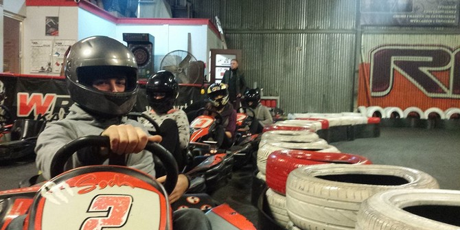 Photo 1 of  WRT Karting - indoor track WRT Karting - indoor track