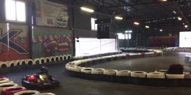 WRT Karting - indoor track