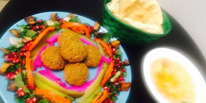Photo 1 of Mazaya Falafel