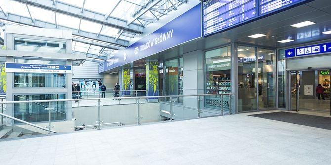 Photo 2 of Railway Station Dworzec Glowny