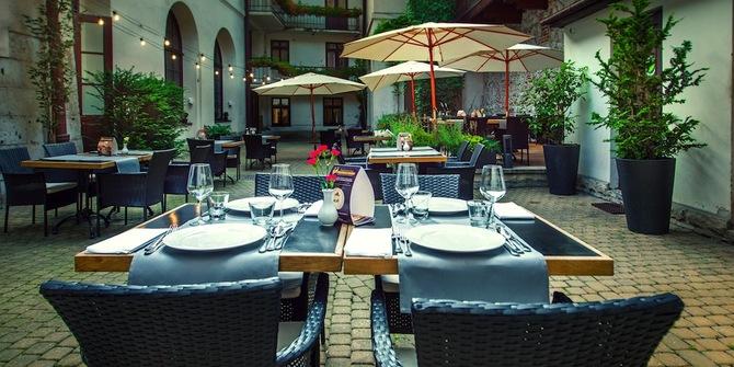 Kurka Wodna Restaurant