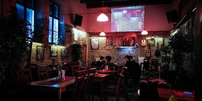 Pub Galeria Wrega