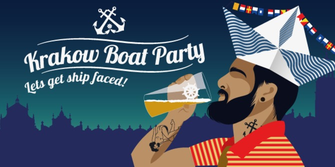 Photo 1 of Krakow Boat Party + Bar Crawl Krakow Boat Party + Bar Crawl