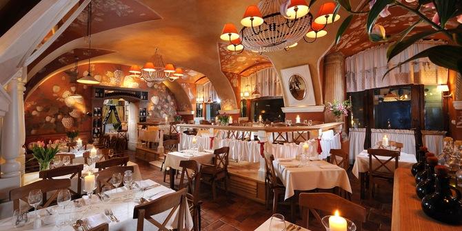Miod Malina Restaurant