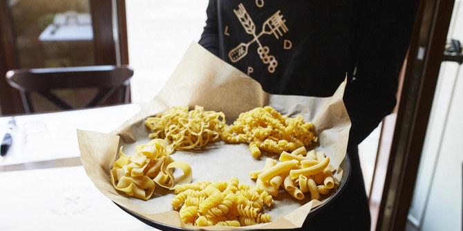 L Officina Della Pasta