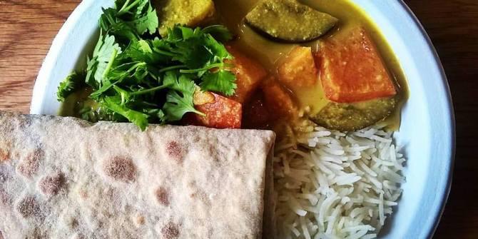 Hariprasad Samosa&Curry
