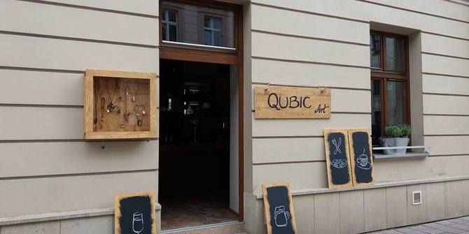Photo 1 of Qubic Art
