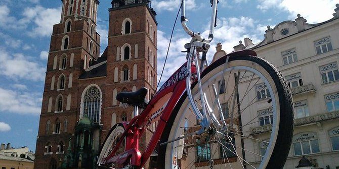 Photo 1 of Cruising Krakow Cruising Krakow