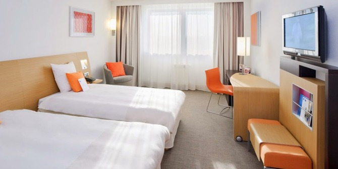 Photo 1 of Novotel Krakow City West