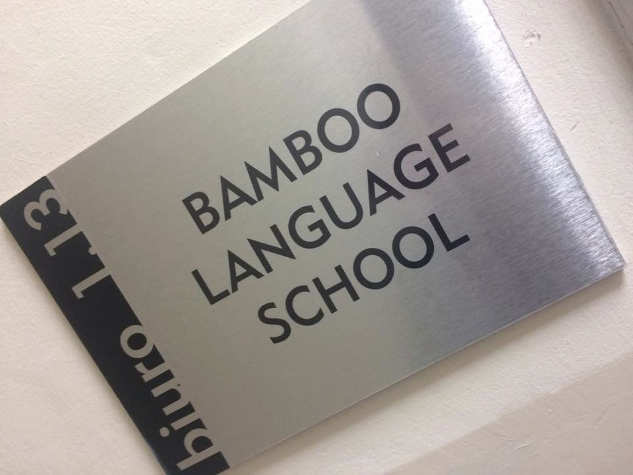 Photo 1 of Bamboo Language School