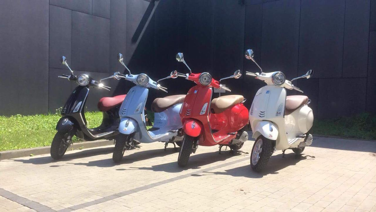 Photo 1 of Maway Vespa Rental