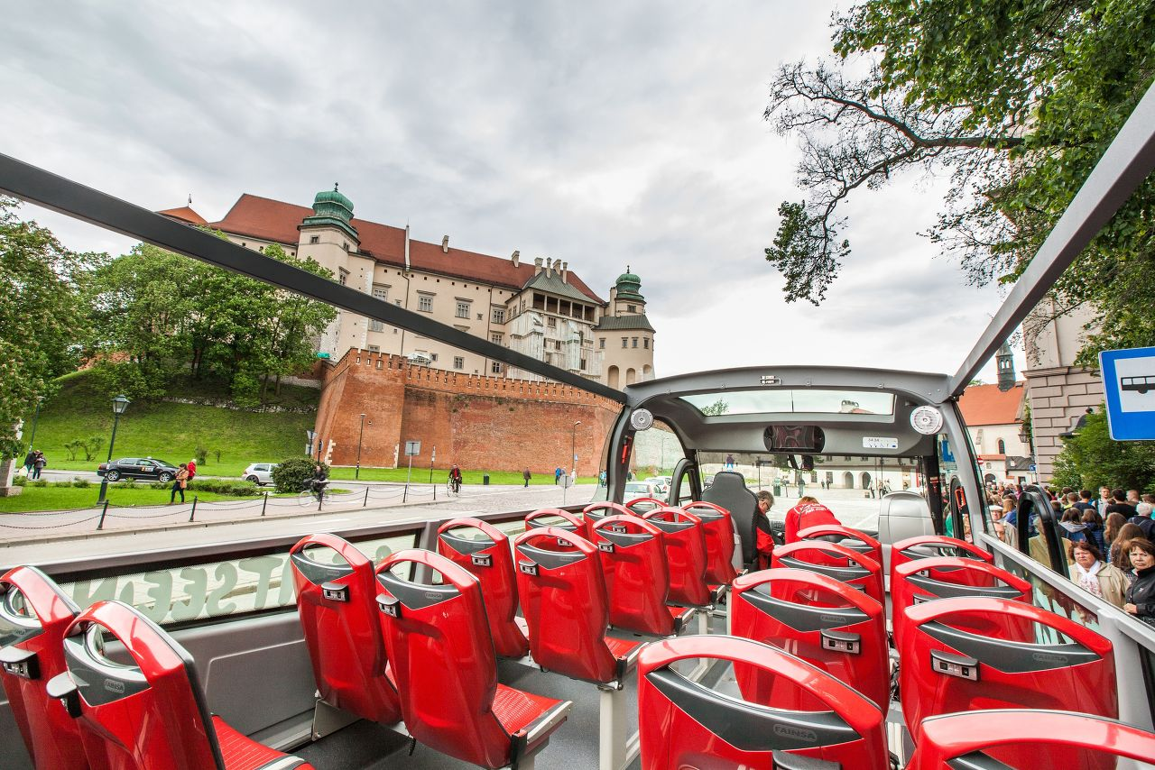 Photo 2 of Wow Krakow! Hop on Hop off Bus