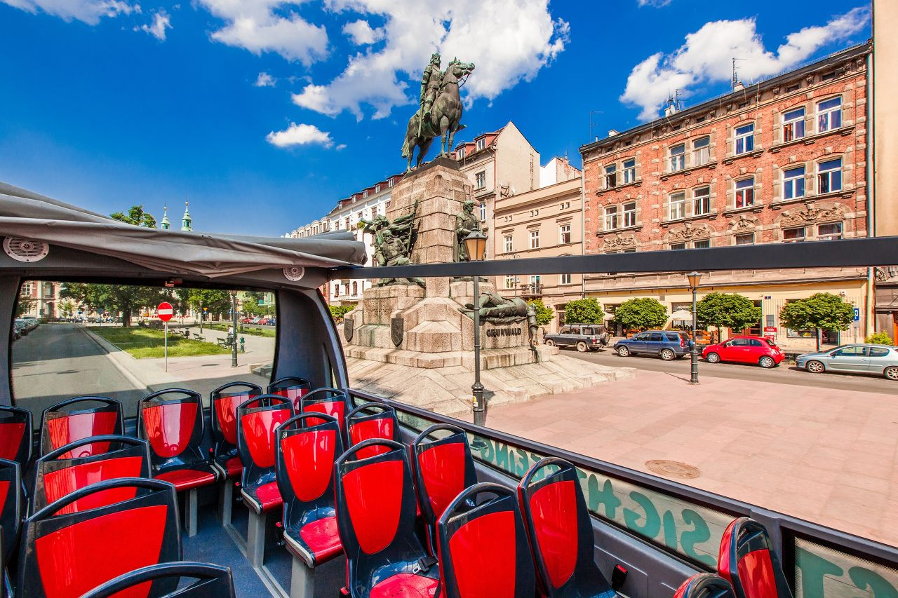 Photo 3 of Wow Krakow! Hop on Hop off Bus