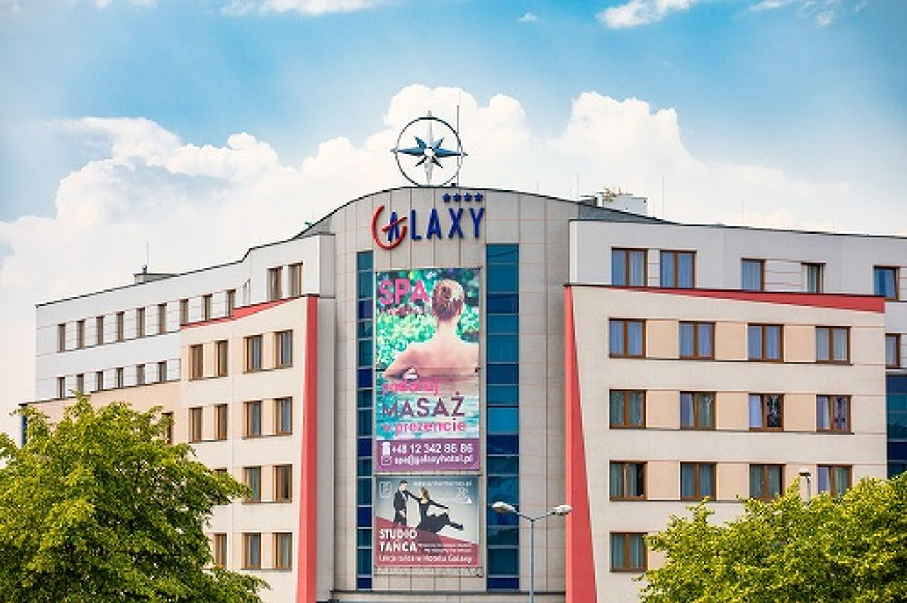 Photo 1 of Hotel Galaxy