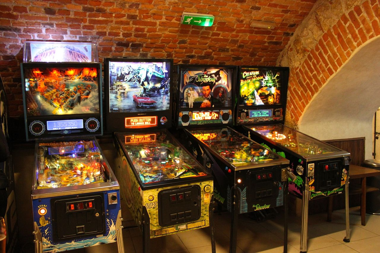 Photo 3 of Krakow Pinball Museum
