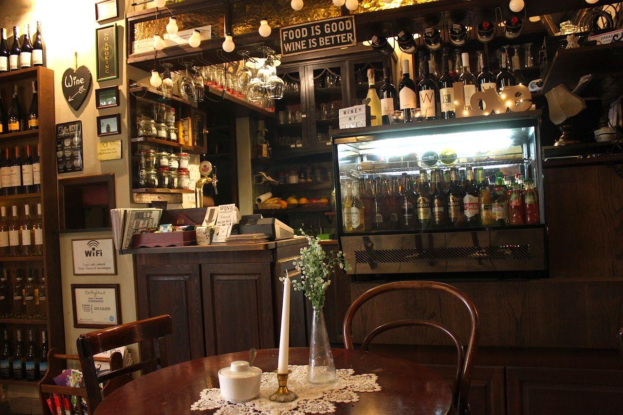 Photo 1 of Zakatek Cafe & Wine.