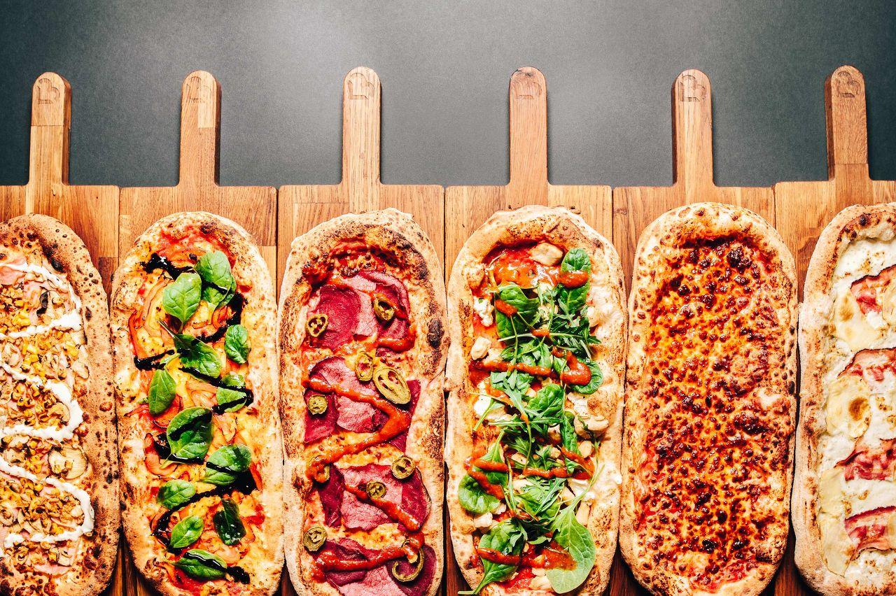 Photo 1 of Pizzatopia