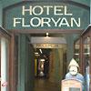Hotel Floryan logo