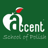 Accent School of Polish logo