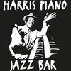 Harris Piano Jazz Bar logo