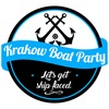 Krakow Boat Party + Bar Crawl logo