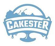 Cakester Cafe logo