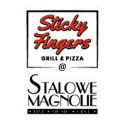 Sticky Fingers @ Stalowe Magnolie logo