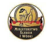 Ministerstwo Śledzia i Wódki logo