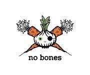No Bones logo