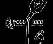Poco Loco Tequila Bar logo