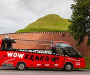 Wow Krakow! Hop on Hop off Bus