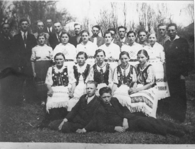 Lemko people of Poland